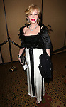 Monique van Vooren attends the after party for the Rolex Dance Award at the Career Transition for Dancers 28th Anniversary Jubilee 'Broadway & Beyond' at Hilton Hotel on October 8, 2013 in New York City.