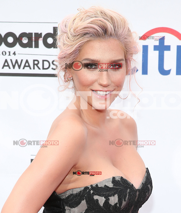 LAS VEGAS, NV - May 18 : Kesha AKA Ke$ha pictured at 2014 Billboard Music Awards at MGM Grand in Las Vegas, NV on May 18, 2014. © Kabik/ Starlitepics