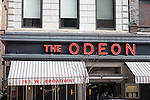 The Odeon Restaurant, Lower Manhattan, New York, New York