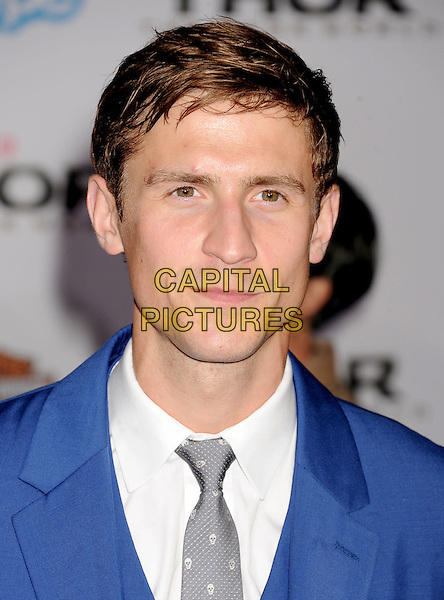 HOLLYWOOD, CA - NOVEMBER 04: Jonathan Howard at the Los Angeles Premiere 'Thor: The Dark World' at the El Capitan Theatre on November 4, 2013 in Hollywood, California, USA.<br /> CAP/ROT/TM<br /> &copy;Tony Michaels/Roth Stock/Capital Pictures