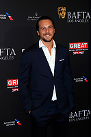 LOS ANGELES - JAN 6:  Ben Robson at the 2018 BAFTA Tea Party Arrivals at the Four Seasons Hotel Los Angeles on January 6, 2018 in Beverly Hills, CA