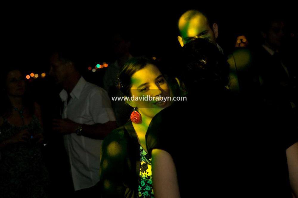 Soiree, 20 ans de la Fondation Groupama-Gan pour le Cinema, Cannes, France, 18 mai 2007.