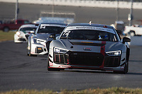 72, Audi, Audi R8 GT4, GS, , IMSA Continental Tire SportsCar Challenge<br /> December Test<br /> Daytona International Speedway<br /> Daytona Beach, FL USA<br /> Wednesday, 06 December 2017<br /> <br /> World Copyright: Brian Cleary<br /> LAT Images