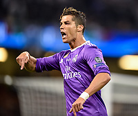 Real Madrid v JuventusUEFA Champions League Final 3/06/2017.
