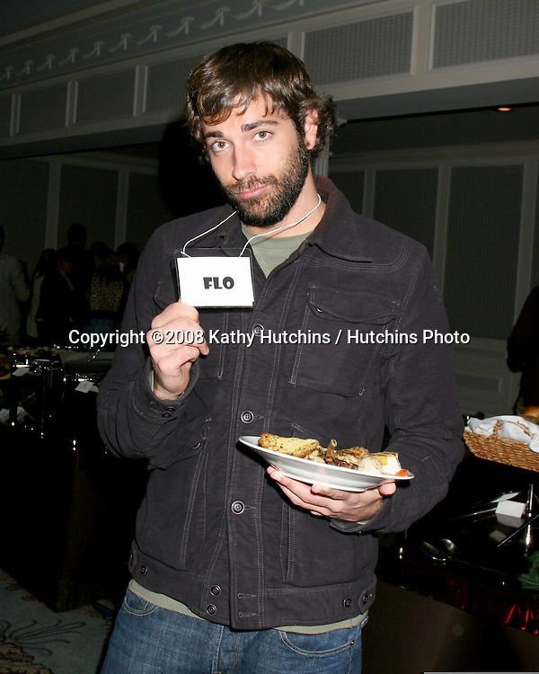 Zachary Levi.Anchor Bay Casino Night.Santa Monica, CA.January 6, 2008.©2008 Kathy Hutchins / Hutchins Photo...
