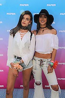 Kelli Berglund attends PAPER @ Coachella on April 15, 2016 (Photo by Moyo Pollo/Guest Of A Guest)