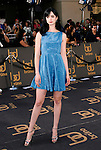 "Hollywood, CA - June 25: Krysten Ritter arrives at the Los Angeles premiere of ""Bruno"" at the Grauman's Chinese Theatre on June 25, 2009 in Hollywood, California."