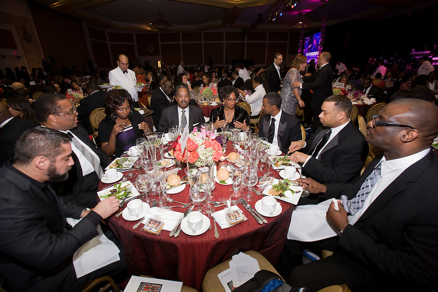 Slug:  Wells Fargo/NABOB.Date: 03-19-2010 .Photographer: Mark Finkenstaedt.Location: Omni Shoreham Hotel, Washington DC.Caption: National Association of Black owned Broadcasters  26th Annual Awards Dinner  featuring awards to R&B Artist Maxwell and  the Reverend Al Sharpton as part of the features and highlights of the evening...© 2010 Mark Finkenstaedt. All Rights Reserved. No Advertising-Paid Placement.   Not for paid promotion. Use of the photographsPR and Media outreach only for 1 year from the date of delivery 3-21-2010.  All photographs are for information and a reflection of the event and use permitted is PR only..Contact the photographer for additional use..202.258.2613.