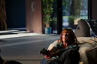 Kelly Reilly<br /> 10x10 (2018) <br /> *Filmstill - Editorial Use Only*<br /> CAP/RFS<br /> Image supplied by Capital Pictures