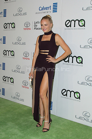 BURBANK, CA - OCTOBER 22: Malin Akerman attends the Environmental Media Association 26th Annual EMA Awards Presented By Toyota, Lexus And Calvert at Warner Bros. Studios on October 22, 2016 in Burbank, California (Credit: Parisa Afsahi/MediaPunch).
