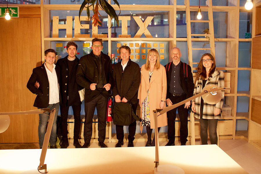 Helix launch event: 24 March 2015