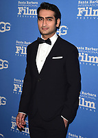 SANTA BARBARA, CA - FEBURARY 3:  Kumail Nanjiani at the 33rd Santa Barbara International Film Festival - Virtuosos Award at the Arlington Theatre on February 3, 2018 in Santa Barbara, California. (Photo by Scott Kirkland/PictureGroup)
