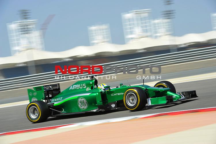 Marcus Ericsson (SWE), Caterham F1 Team<br />  Foto &copy; nph / Mathis