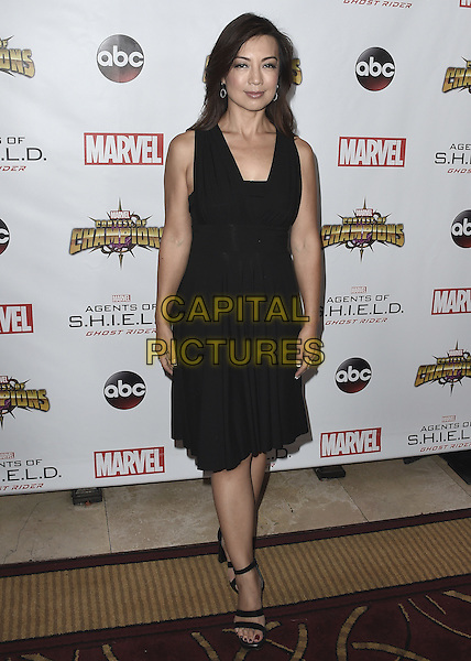 LOS ANGELES, CA - SEPTEMBER 19:  Ming-Na-Wen at the premiere Of ABC's &quot;Agents Of SHIELD&quot; Season 4 at Pacific Theatres at The Grove on Sunday, September 19, 2016, in Los Angeles, California. <br /> CAP/MPI99<br /> &copy;MPI99/Capital Pictures