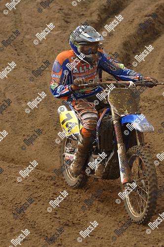 Yannick Hannes , VLM Inters 125cc