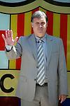 2013-07-26-Presentation of Gerardo 'Tata' Martino as coach of FC Barcelona.