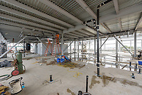 Boathouse at Canal Dock Phase II   State Project #92-570/92-674 Construction Progress Photo Documentation No. 11 on 23 May 2017. Image No. 27 Second Level