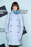 Sam Rollinson at the launch party for Skate at Somerset House, London, UK. <br /> 14 November  2017<br /> Picture: Steve Vas/Featureflash/SilverHub 0208 004 5359 sales@silverhubmedia.com