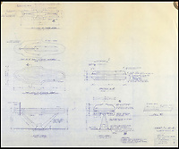 BNPS.co.uk (01202 558833)<br /> Pic: PropStore/BNPS<br /> <br /> Star Trek: The Motion Picture: USS Enterprise NCC-1701 Sick Bay Examination Table Blueprint.<br /> <br /> Fascinating blueprints from the early Star Wars and Star Trek films have been unearthed.<br /> <br /> An auction house is selling a selection of blueprints which include front elevations of R2-D2, interior and exterior set renderings of the Millennium Falcon and front, side and bottom views of the USS Enterprise as well as USS Enterprise set plans.<br /> <br /> The blueprints - many of which have never before been seen by the public - provide a unique insight to fans of the iconic films about how they were made.