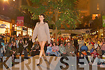 The Fashion show in the Killarney outlet shopping centre last Thursday.