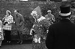 Marshfield Paper boys, Mummers. Marshfield , Gloucestershire, England. 1973 Annually Boxing Day December 26th.<br />