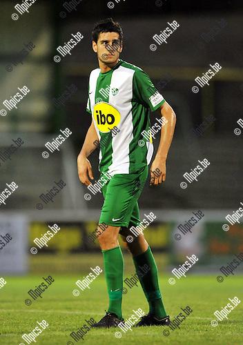 2010-09-11 / Voetbal / seizoen 2010-2011 / Racing Mechelen / Emmanuel Spinelli..Foto: Mpics