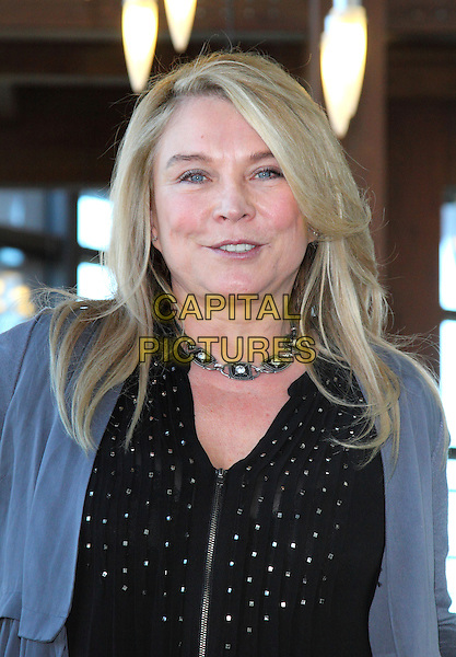 AYLESBURY, ENGLAND - JANUARY 17: Amanda Redman at the launch of Bravo 22 - a theatre project for wounded service men and women - at the Waterside Theatre on January 17, 2015 in Aylesbury, England<br /> CAP/ROS<br /> &copy;Steve Ross/Capital Pictures