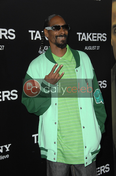 Snoop Dogg<br />