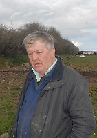 Pictured: Tom Roderick.<br /> Re: A family who waited five hours for an ambulance to get to their farm to help their dying mother say a vet would have attended a sick animal faster.<br /> Tom Roderick, 56, had to watch his mother Valerie, 83, die 'in agony' at home in the village of Scurlage, in the Gower, south Wales, following a heart attack.<br /> By the time an ambulance arrived, grandmother-of-two Mrs Roderick had already passed away.