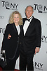John Lithgow and wife Mary attends th 66th Annual Tony Awards on June 10, 2012 at The Beacon Theatre in New York City.