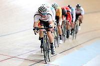 Pieter Bulling of Southland competes in the Elite Men Omnium 2 Tempo race 10km at the Age Group Track National Championships, Avantidrome, Home of Cycling, Cambridge, New Zealand, Saturday, March 18, 2017. Mandatory Credit: © Dianne Manson/CyclingNZ  **NO ARCHIVING**