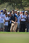 {object Name} in action during the first round of the Omega Dubai Desert Classic 2011 on the Majlis Course, Emirates Golf Club, Dubai, UAE. 10/02/2011.Picture Fran Caffrey/www.golffile.ie.