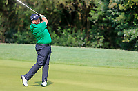 Shane Lowry (IRL) on the 2nd fairway during the 3rd round of the WGC HSBC Champions, Sheshan Golf Club, Shanghai, China. 02/11/2019.<br /> Picture Fran Caffrey / Golffile.ie<br /> <br /> All photo usage must carry mandatory copyright credit (© Golffile | Fran Caffrey)