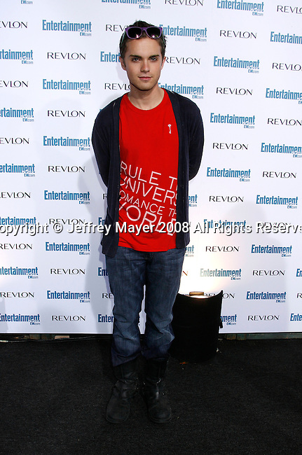 BEVERLY HILLS, CA. - September 20: Actor Thomas Dekker arrives at Entertainment Weekly's 6th annual pre-Emmy celebration presented by Revlon at the Historic Beverly Hills Post Office on September 20, 2008 in Beverly Hills, California.