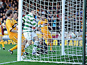 CELTIC'S GARY HOOPER SCORES CELTIC'S SECOND