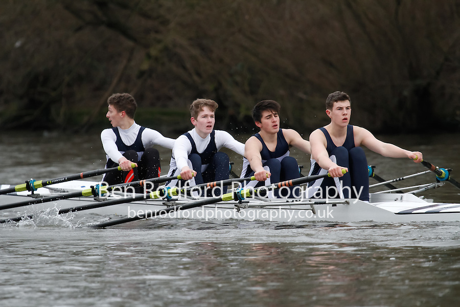 Crew: 5 - Birmingham RC - Junior.4x-<br /> <br /> Head of the Severn (University of Worcester) 2017<br /> <br /> To purchase this photo, or to see pricing information for Prints and Downloads, click the blue 'Add to Cart' button at the top-right of the page.