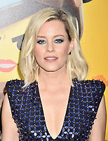 WESTWOOD, CA - FEBRUARY 02: Elizabeth Banks attends the Premiere Of Warner Bros. Pictures' 'The Lego Movie 2: The Second Part' at Regency Village Theatre on February 2, 2019 in Westwood, California.<br /> CAP/ROT/TM<br /> ©TM/ROT/Capital Pictures