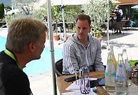 Torwart Marc-Andre ter Stegen (Deutschland Germany) - 05.06.2018: Media Day der Deutschen Nationalmannschaft zur WM-Vorbereitung in der Sportzone Rungg in Eppan/Südtirol
