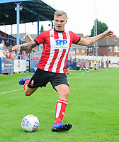 Lincoln City's Harry Anderson<br /> <br /> Photographer Chris Vaughan/CameraSport<br /> <br /> Football Pre-Season Friendly (Community Festival of Lincolnshire) - Gainsborough Trinity v Lincoln City - Saturday 6th July 2019 - The Martin & Co Arena - Gainsborough<br /> <br /> World Copyright © 2018 CameraSport. All rights reserved. 43 Linden Ave. Countesthorpe. Leicester. England. LE8 5PG - Tel: +44 (0) 116 277 4147 - admin@camerasport.com - www.camerasport.com