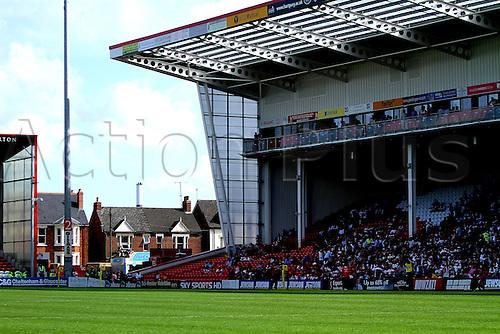 11.09.2010 Premiership Rugby Gloucester v Leeds Carnegie - Gloucester Stadium