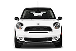 Straight front view of a 2013 Mini Paceman2013 Mini Paceman