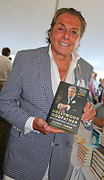 EAST HAMPTON, NY - August 10:Gianni Russo at the East Hampton Library Authors night on August 10, 2019 in East Hampton, NY. <br /> CAP/MPI98<br /> ©MPI98/Capital Pictures