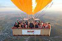 20160418 April 18 Hot Air Balloon Gold Coast