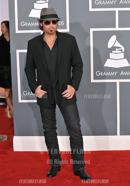 Billy Ray Cyrus at the 54th Annual Grammy Awards at the Staples Centre, Los Angeles..February 12, 2012  Los Angeles, CA.Picture: Paul Smith / Featureflash