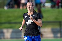 Boston, MA - Sunday September 10, 2017: Julie King during a regular season National Women's Soccer League (NWSL) match between the Boston Breakers and Portland Thorns FC at Jordan Field.
