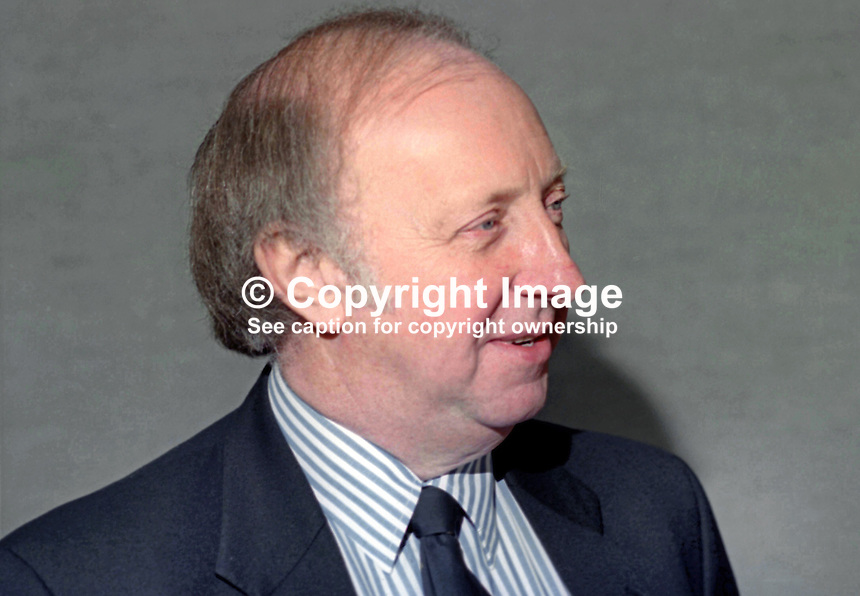 Arthur Scargill, president, National Union of Mineworkers, NUM, annual conference, Labour Party, UK, September 1994, 19940930AS4<br />