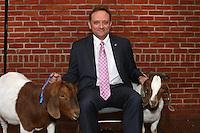 Goat reception