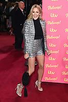 LONDON, UK. November 12, 2019: Caroline Flack arriving for the ITV Palooza at the Royal Festival Hall, London.<br /> Picture: Steve Vas/Featureflash
