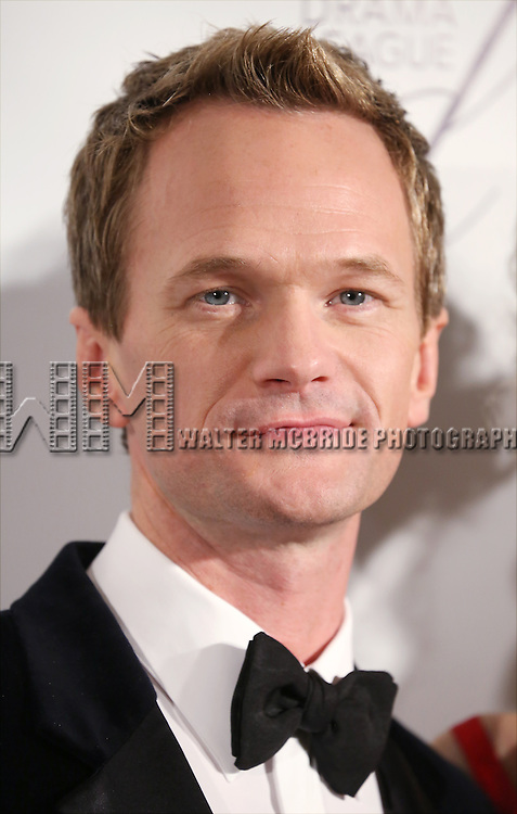 Neil Patrick Harris attends the Drama League's 30th Annual 'Musical Celebration of Broadway' honoring Neil Patrick Harris at the Pierre Hotel on February 3, 2014 in New York City.