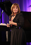 Patti Lupone.performing at the Signature Theatre Stephen Sondheim Award Gala honoring Patti Lupone at the Embassy of Italy in Washington D.C. on 4/16/2012.